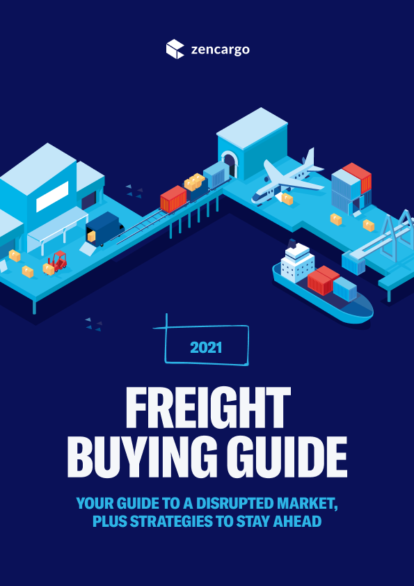 Freight buying guide - front cover